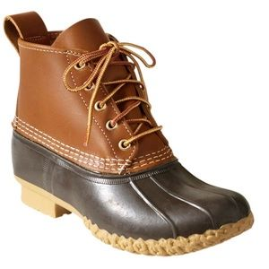 L.L. Bean Women's Boot 6""